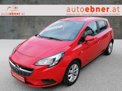 Opel Corsa 1,4 Turbo Ecotec Österreich Edition Start/Stop System bei Autoebner in