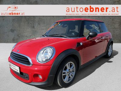 Mini MINI ONE 1,6 bei Autoebner in