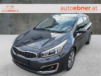 KIA cee'd SW 1,6 CRDi ISG Gold DCT bei Autoebner in