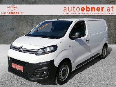 Citroën Jumpy 2,0 BlueHDi 120 M Komfort Plus bei Autoebner in