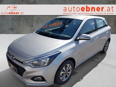 Hyundai i20 1,25 Run bei Autoebner in