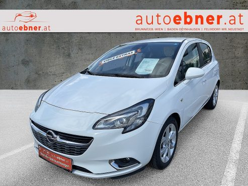 Opel Corsa 1,2 Ecotec Cosmo bei Autohaus ebner in