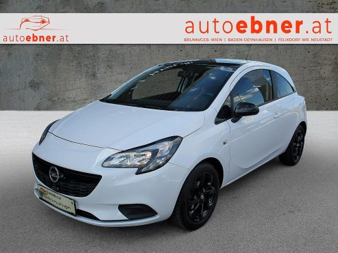 Opel Corsa 1,2 Ecotec Black & Silver bei Autohaus ebner in