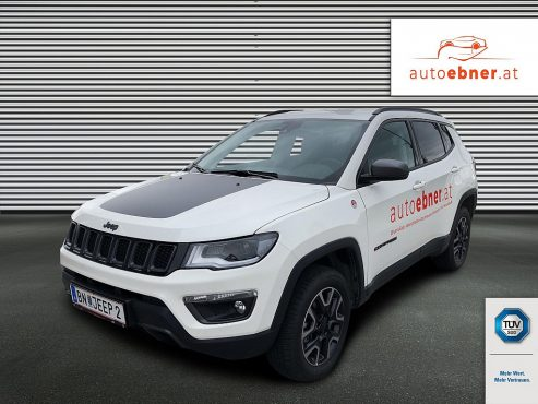 Jeep Compass 2,0 MultiJet AWD 9AT 170 Trailhawk Aut. bei Autohaus ebner in