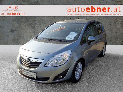 Opel Meriva 1,4 Turbo Ecotec Active Start&Stop bei Autohaus ebner in