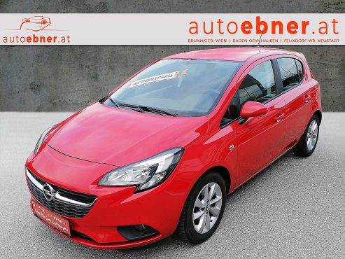 Opel Corsa 1,4 Turbo Ecotec Österreich Edition Start/Stop System bei Autohaus ebner in