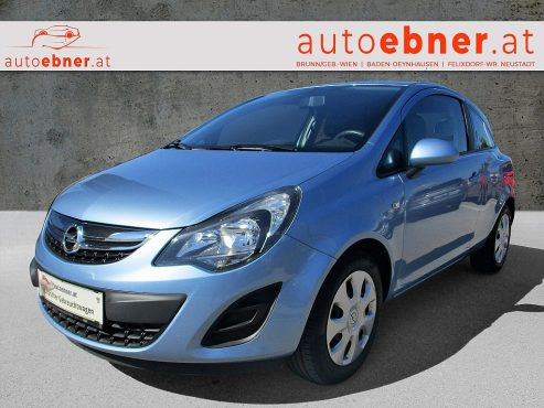 Opel Corsa 1,4 Edition Start/Stop System bei Autohaus ebner in