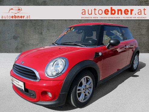 Mini MINI ONE 1,6 bei Autohaus ebner in