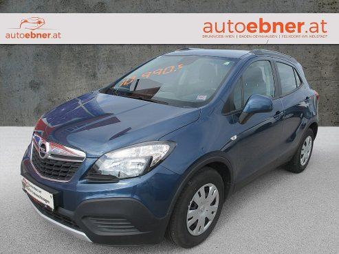 Opel Mokka 1,6 Ecotec Cool&Sound Start/Stop System bei Autohaus ebner in