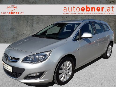 Opel Astra ST 1,6 CDTI Ecoflex Cosmo Start/Stop bei Autohaus ebner in