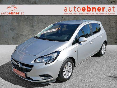 Opel Corsa 1,0 Turbo Ecotec Dir. Inj. ecoflex Öst. Ed. St./St. bei Autohaus ebner in