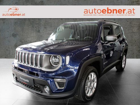 Jeep Renegade 1.3 PHEV AT 4xe Limited bei Autohaus ebner in