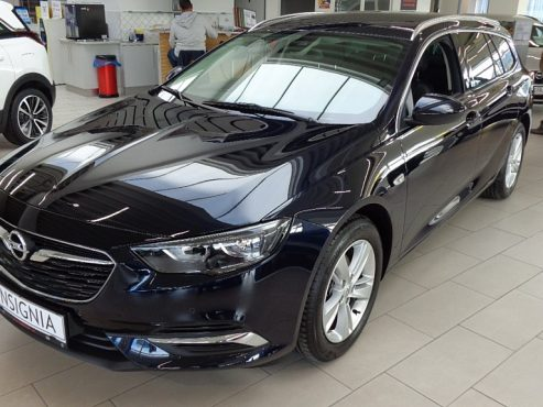 Opel Insignia ST 1,6 CDTI BlueInjection Innovation St./St. Aut. bei Autohaus ebner in