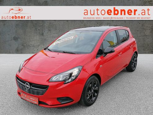Opel Corsa 1,2 Ecotec Black & Red bei Autohaus ebner in