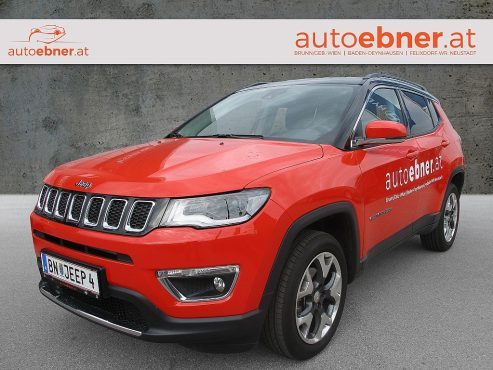 Jeep Compass 1,4 MultiAir AWD Limited 9AT 170 Aut. bei Autohaus ebner in