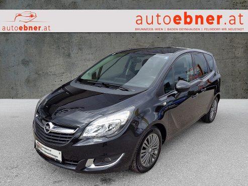 Opel Meriva 1,6 CDTI Ecotec Österreich Edition Start/Stop System bei Autohaus ebner in