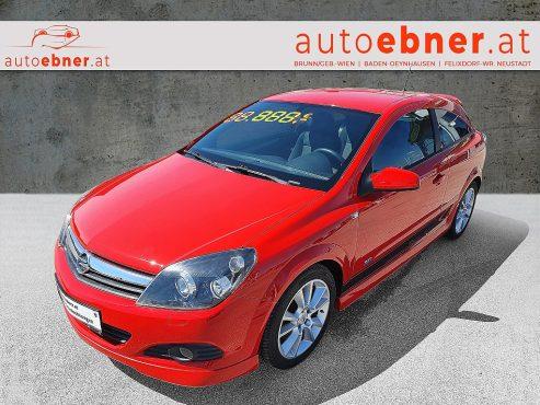 Opel Astra 1,9 CDTI GTC Sport Aut. bei Autohaus ebner in