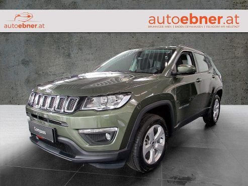 Jeep Compass 2,0 MultiJet AWD 9AT 140 Longitude Aut. bei Autohaus ebner in