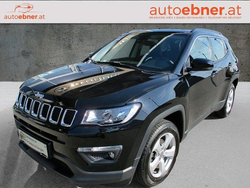 Jeep Compass 2,0 MultiJet AWD 9AT 140 Limited Aut. bei Autohaus ebner in