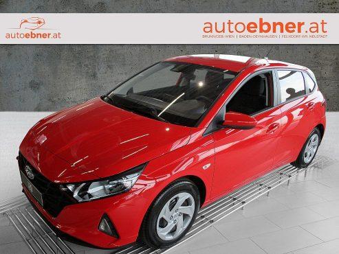 Hyundai i20 1,2 MPI i-Line bei Autohaus ebner in