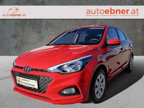 Hyundai i20 1,25 Level 2 bei Autohaus ebner in