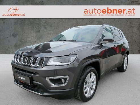 Jeep Compass 1.3 PHEV AT 4xe Limited bei Autohaus ebner in