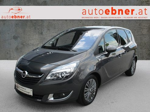 Opel Meriva 1,4 Turbo Ecotec Österreich Edition Start/Stop System bei Autohaus ebner in
