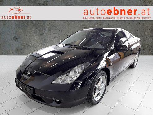 Toyota Celica 1,8 VVT-i bei Autohaus ebner in