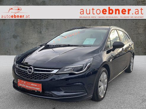 Opel Astra 1,0 Turbo ECOTEC Direct Injection Edition bei Autohaus ebner in