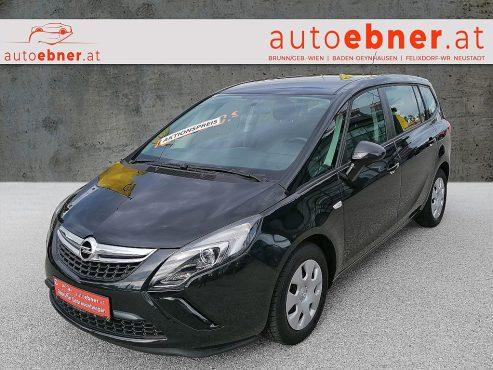 Opel Zafira Tourer 1,4 Turbo ecoflex Cool&Sound Start/Stop bei Autohaus ebner in