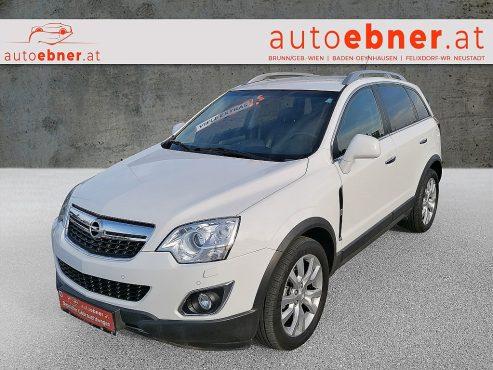 Opel Antara 2,2 CDTI Cosmo Aut. bei Autohaus ebner in