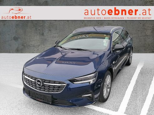 Opel Insignia ST 1,5 CDTI DVH Business Elegance bei Autohaus ebner in