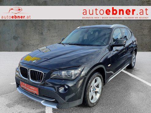 BMW X1 xDrive20d Österreich Paket bei Autohaus ebner in