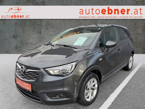 Opel Crossland X 1,2 Turbo Direct Injection Edition St./St Aut. bei Autohaus ebner in