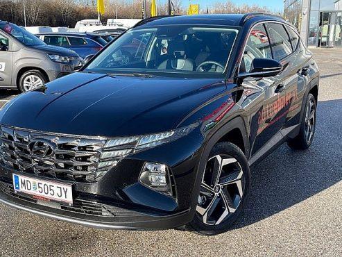 Hyundai Tucson NX4 Prestige Line 1,6 CRDi 4WD 48V DCT Aut. bei Autohaus ebner in