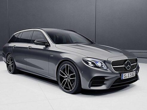 Mercedes-Benz E 220 d T  AMG LINE LED NAVI CAMERA E 220 d T AMG LINE bei Autohaus ebner in