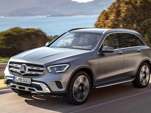 Mercedes-Benz GLC 220 d 4MATIC Aut. PREMIUM MULTIBEAM DISTRONIC bei Autohaus ebner in