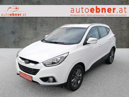 Hyundai iX35 2,0 CRDi GO Aut. bei Autohaus ebner in
