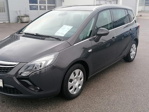Opel Zafira Tourer 1,4 Turbo ecoflex Cosmo Start/Stop bei Autohaus ebner in