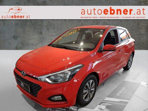 Hyundai i20 1,25 Run bei Autohaus ebner in