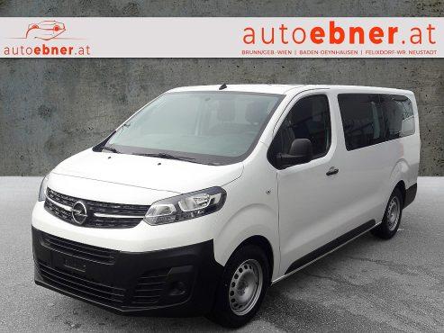 Opel Vivaro Kombi 75kWh L bei Autohaus ebner in