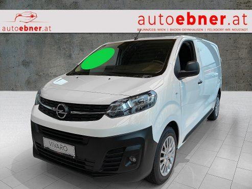 Opel Vivaro Cargo 75kWh Enjoy M bei Autohaus ebner in