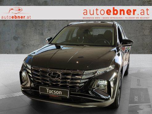 Hyundai Tucson NX4 Prestige Line 1,6 CRDi 4WD 48V DCT t1dp0 bei Autohaus ebner in