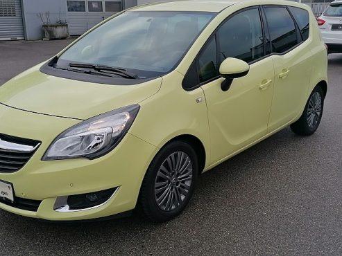 Opel Meriva 1,4 Turbo Ecotec Österreich Edition Aut. bei Autohaus ebner in