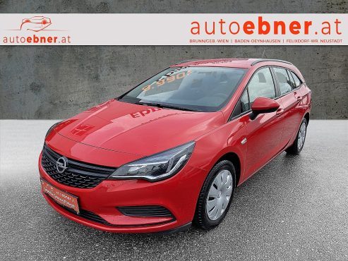 Opel Astra ST 1,0 Turbo ecoflex Direct Inj. Cool&Sound St./St. bei Autohaus ebner in