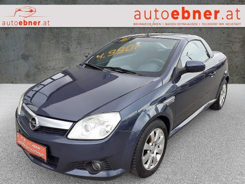 Opel Tigra TwinTop 1,4 16V bei Autohaus ebner in