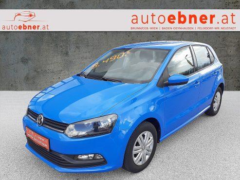 VW Polo Trendline 1,0 bei Autohaus ebner in