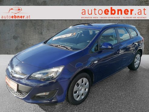 Opel Astra ST 1,4 Ecotec Cool&Sound bei Autohaus ebner in