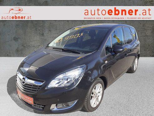 Opel Meriva 1,4 Turbo ecoflex Österreich Edition Start/Stop Syst. bei Autohaus ebner in