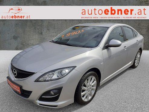 Mazda Mazda 6 Sport 1,8i TE bei Autohaus ebner in